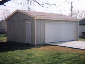 All Phase Building and Garages