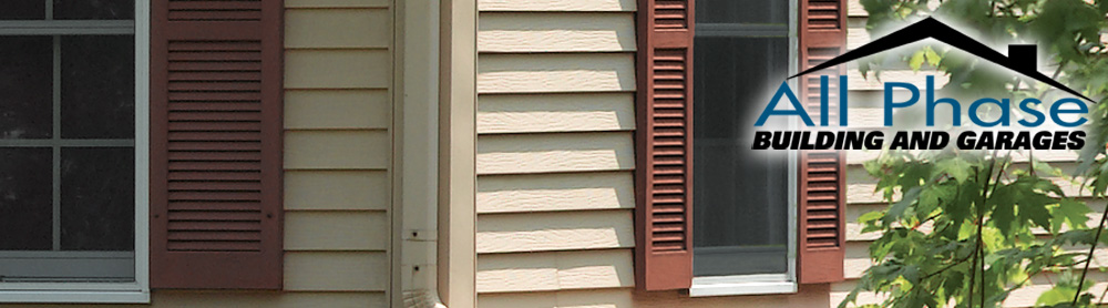 Siding Photo Gallery All Phase Building And Garages